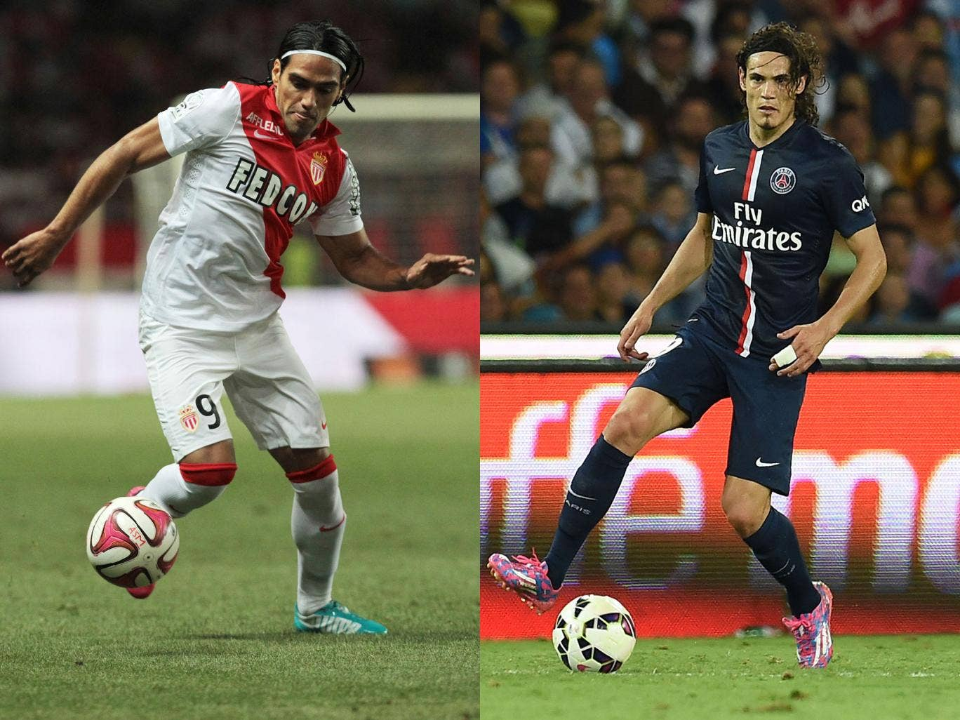 Brendan Rodgers will continue to look for a top striker with Edinson Cavani and Radamel Falcao linked