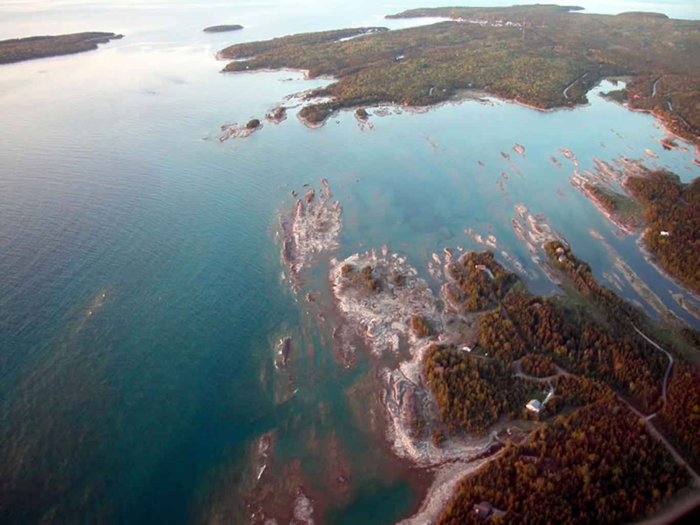 Lake Huron Shoreline in the Bruce Peninsula Shari Chambers