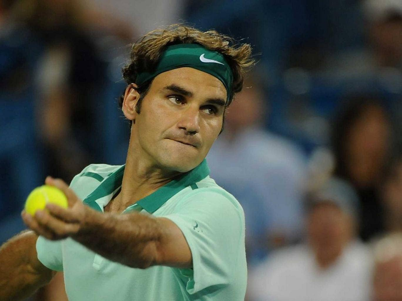 Despite celebrating his 33rd birthday recently, Federer looks to be in excellent shape