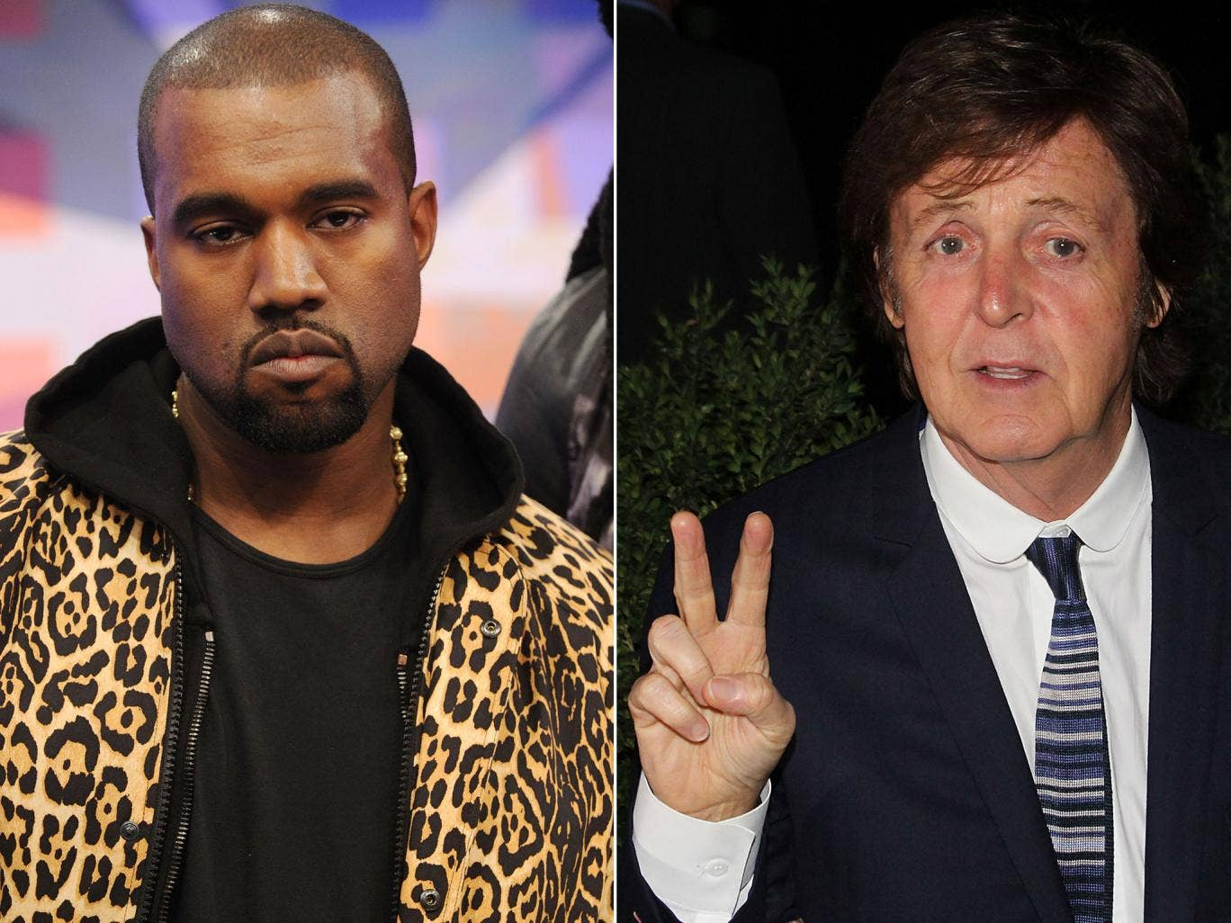 Could it be? Kanye West and Paul McCartney are reportedly teaming up for the most unlikely collaboration ever