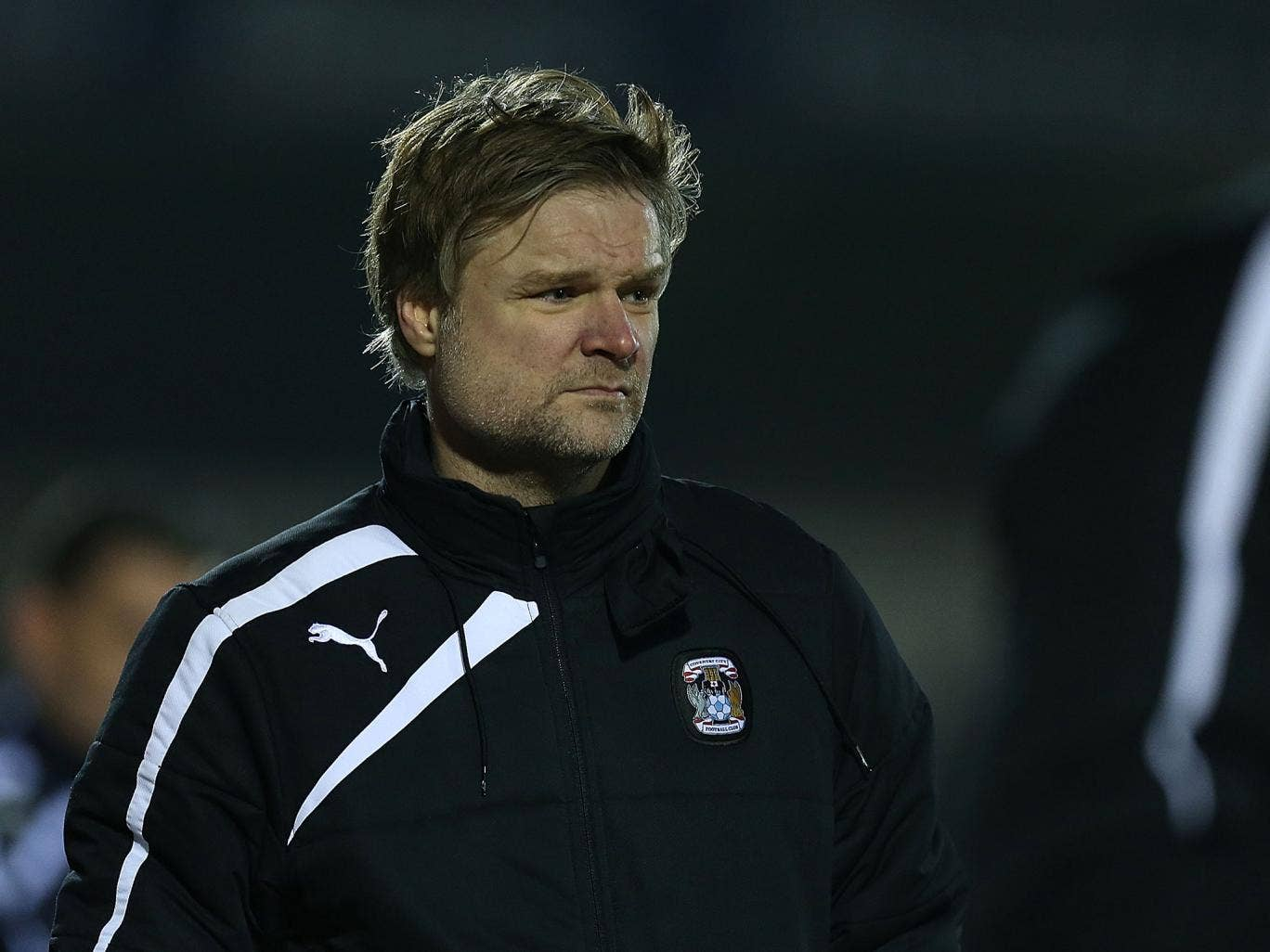 Manager Steven Pressley, who did well to keep Coventry up, hailed the decision as a 'huge and defining day for the club'