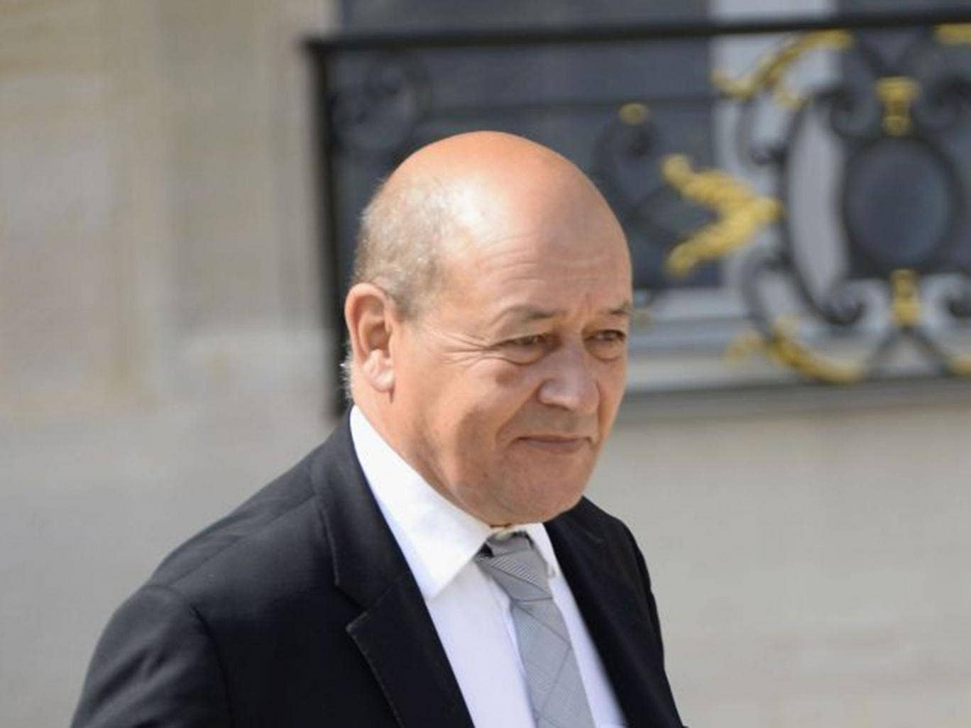 French Defence minister Jean-Yves Le Drian was reported to have personally carried ransom cash for Idis to Ankara