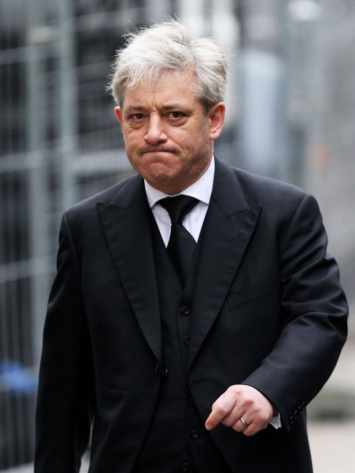 John Bercow is facing a revolt over his decision to appoint Carol Mills