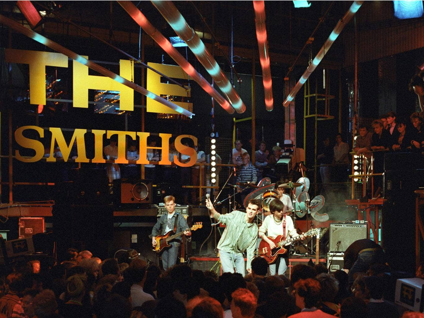 Seen live for the last time? The Smiths