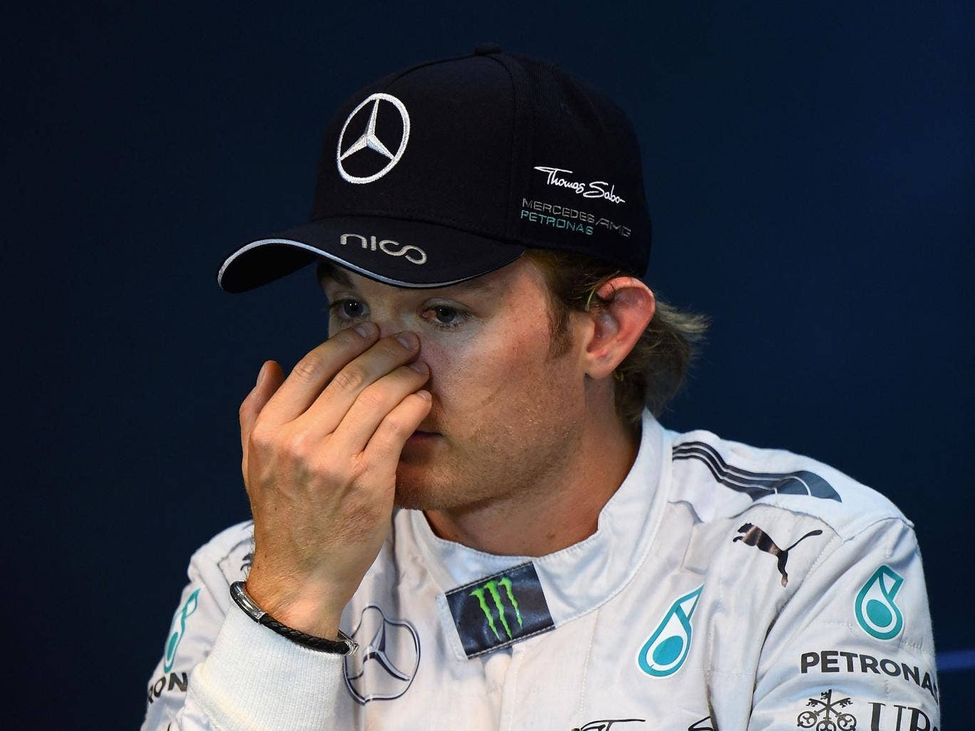 "Nico Rosberg has admitted for the first time to ""regret"" over his Spa shame with Lewis Hamilton, but is still refusing to apologise."