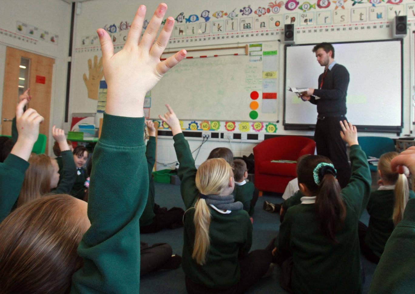 Under Lib Dem plans, sex education would start from the age of seven