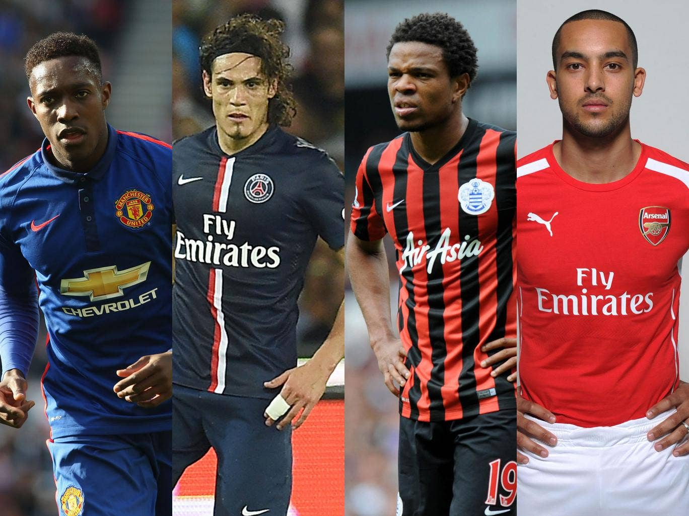Could Arsenal manager Arsene Wenger turn to Danny Welbeck, Edinson Cavani or Loic Remy to replace Olivier Giroud?