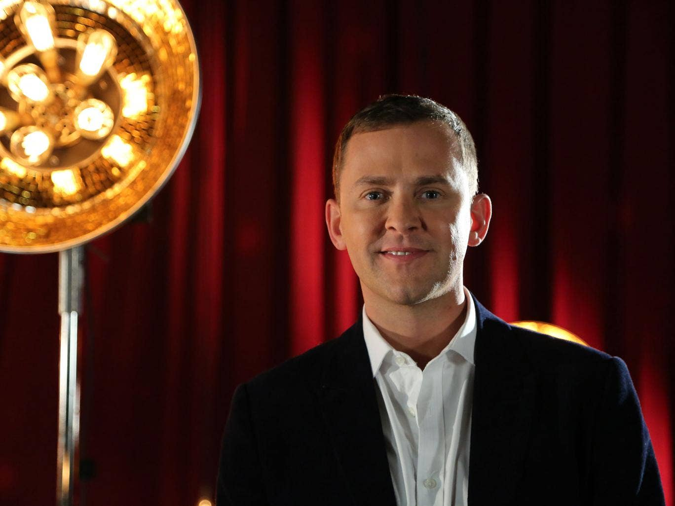 Radio presenter Scott Mills will be hitting the Strictly Come Dancing ballroom