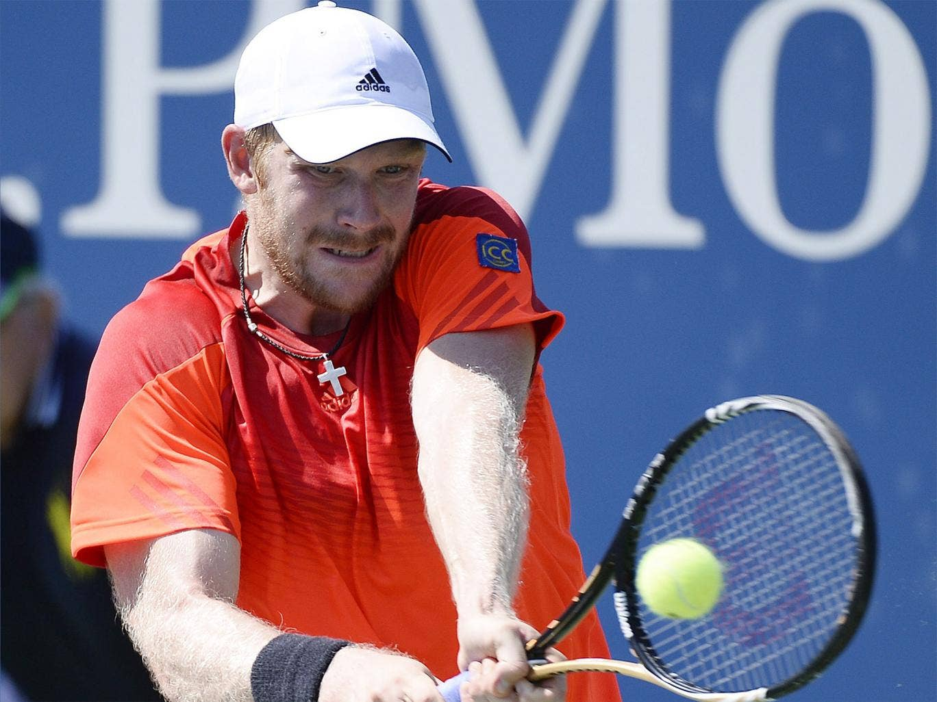 Matthias Bachinger did not even get an automatic place in the US Open qualifying event