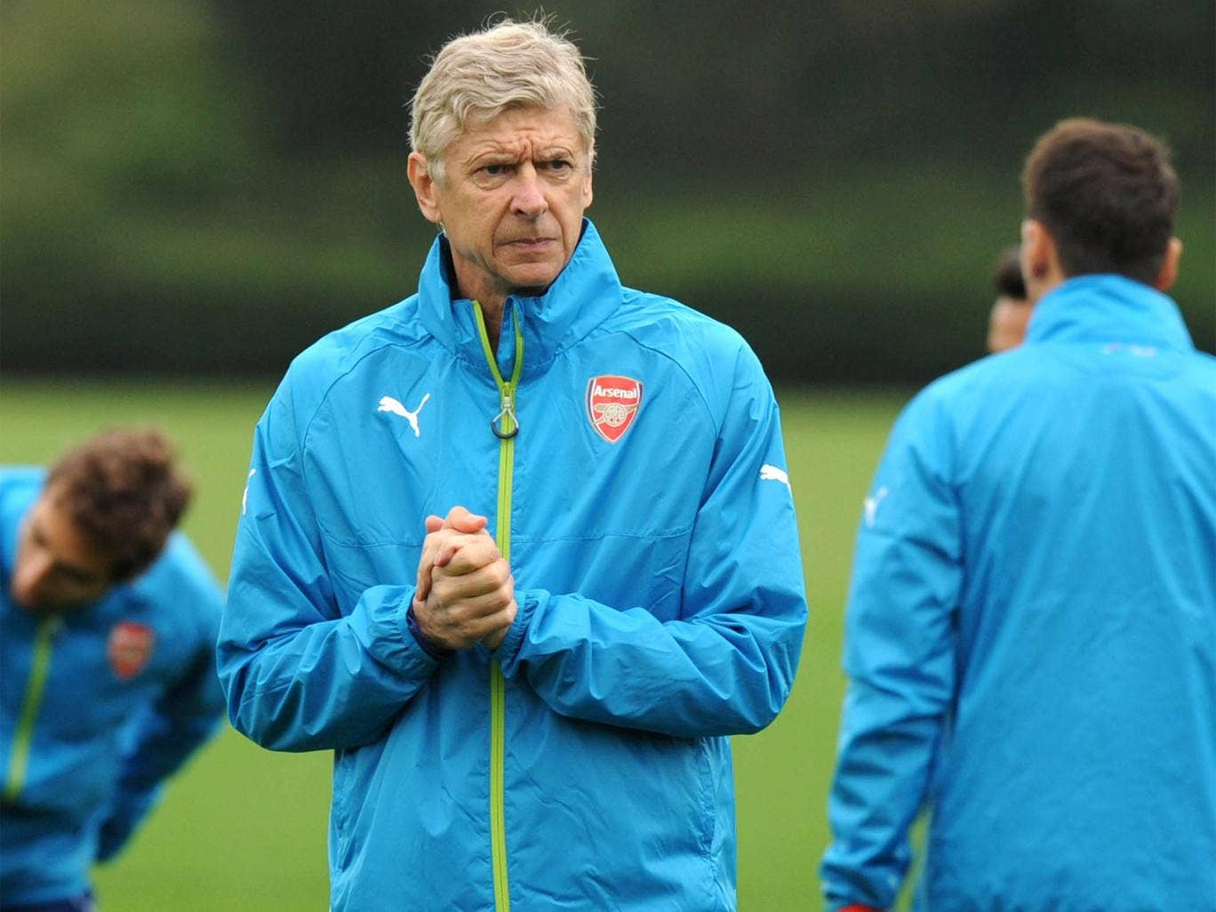 Arsene Wenger: 'The task is clear, and we know we can do it. So let's do it'