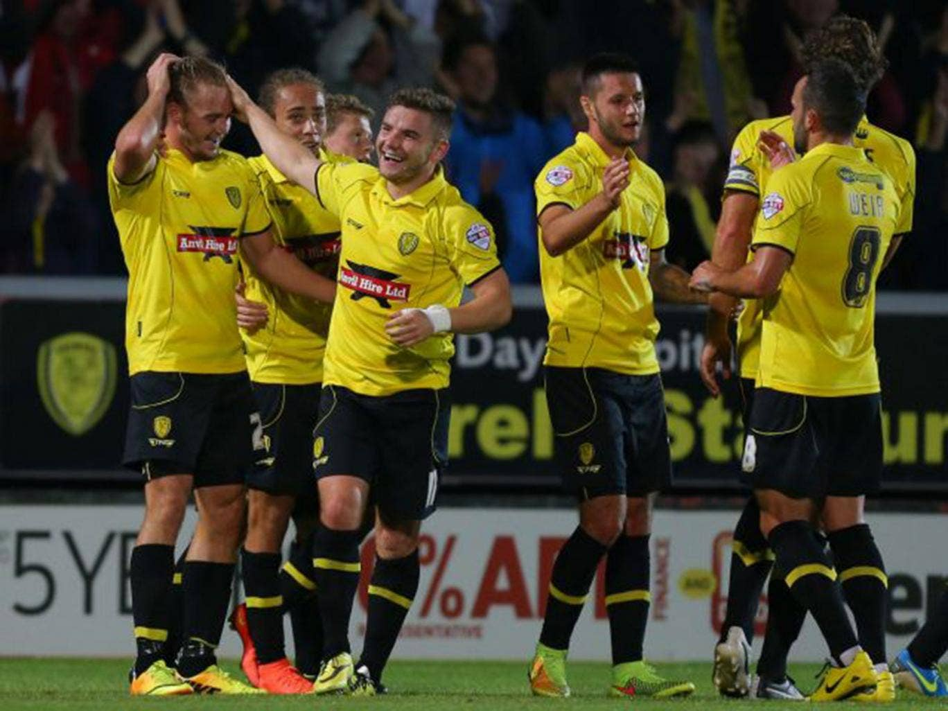Burton Albion beat QPR 1-0 in the Capital One Cup