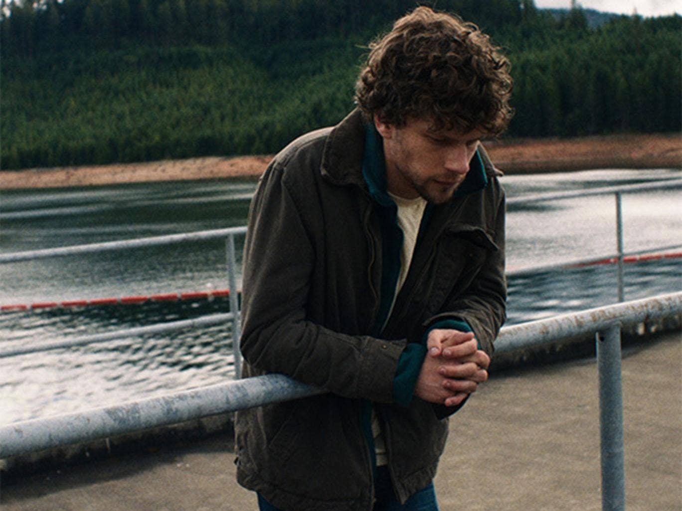 Increasingly violent and furtive: Jesse Eisenberg in Night Moves