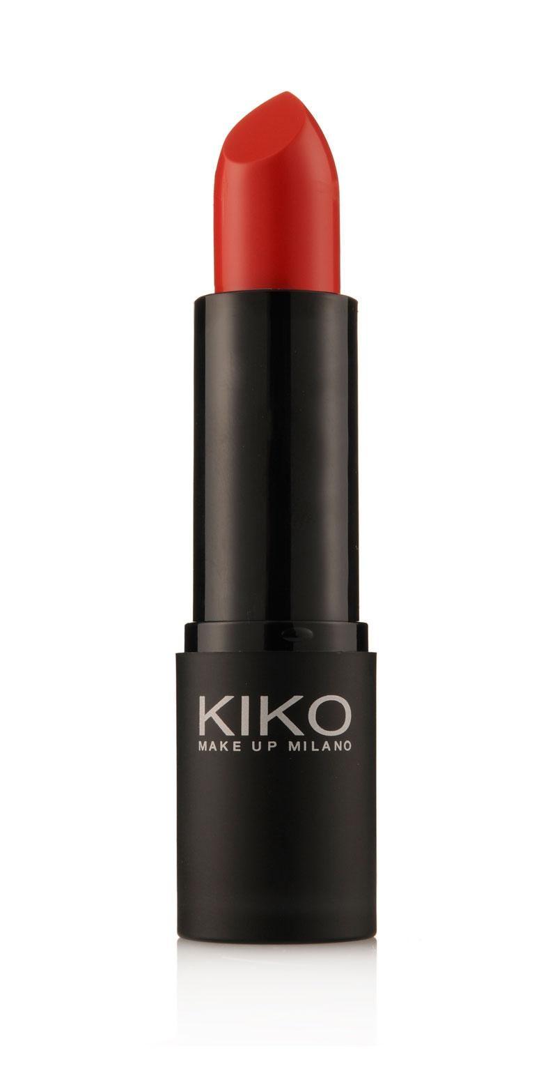 Smart lipstick in 908 True Red, £3.90, kikocosmetics.co.uk