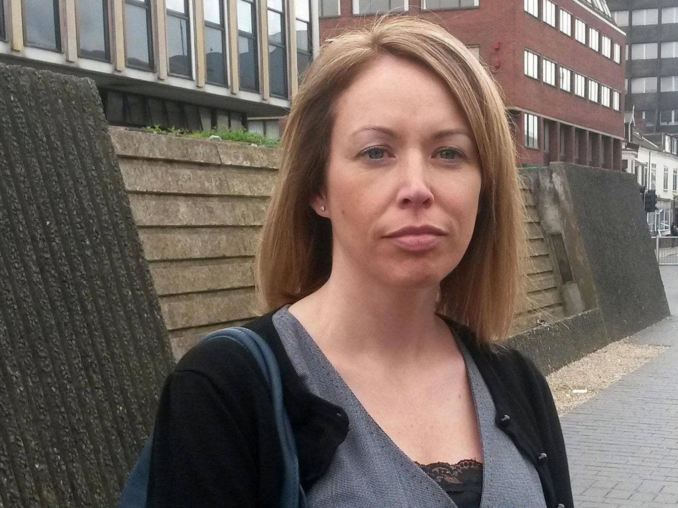 Fay Hand was sacked by mobile giant EE after office banter got out of hand