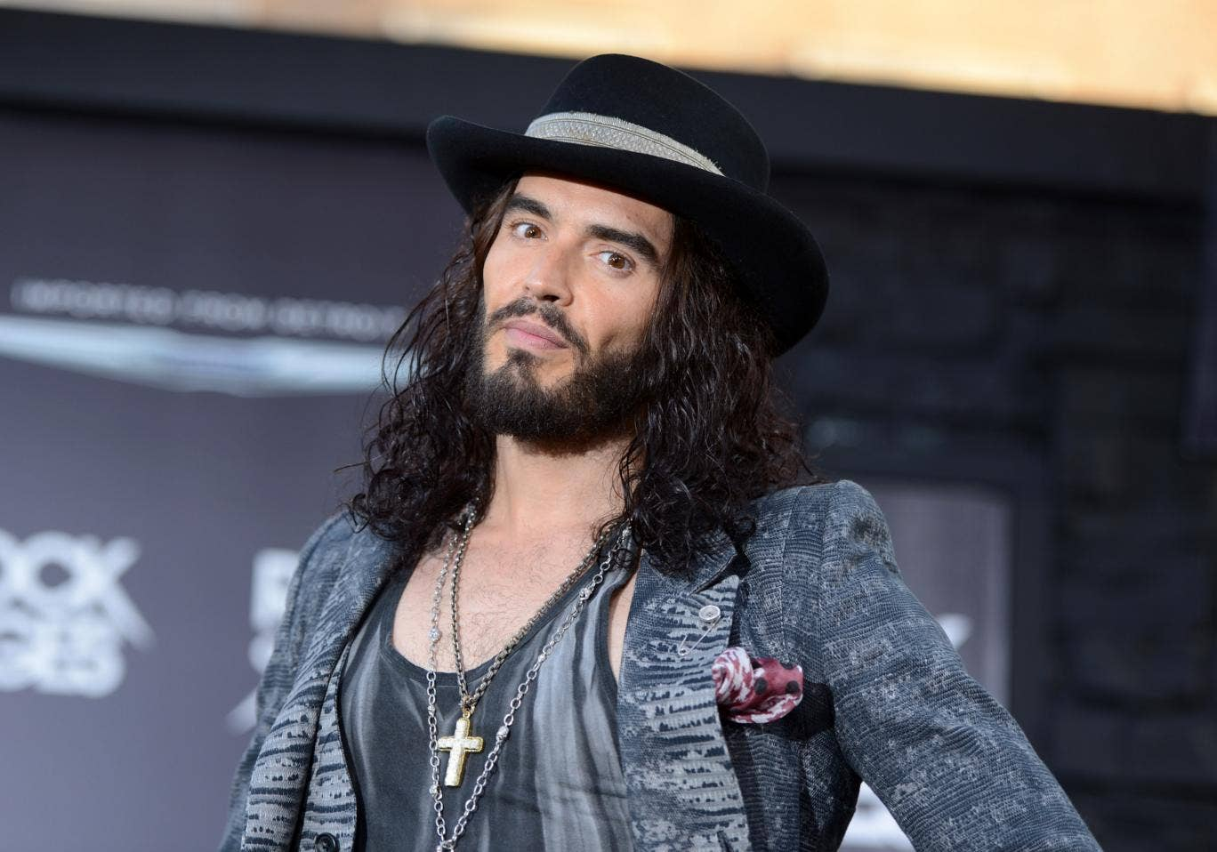 Russell Brand labelled 'left-wing commie scum' by Fox News