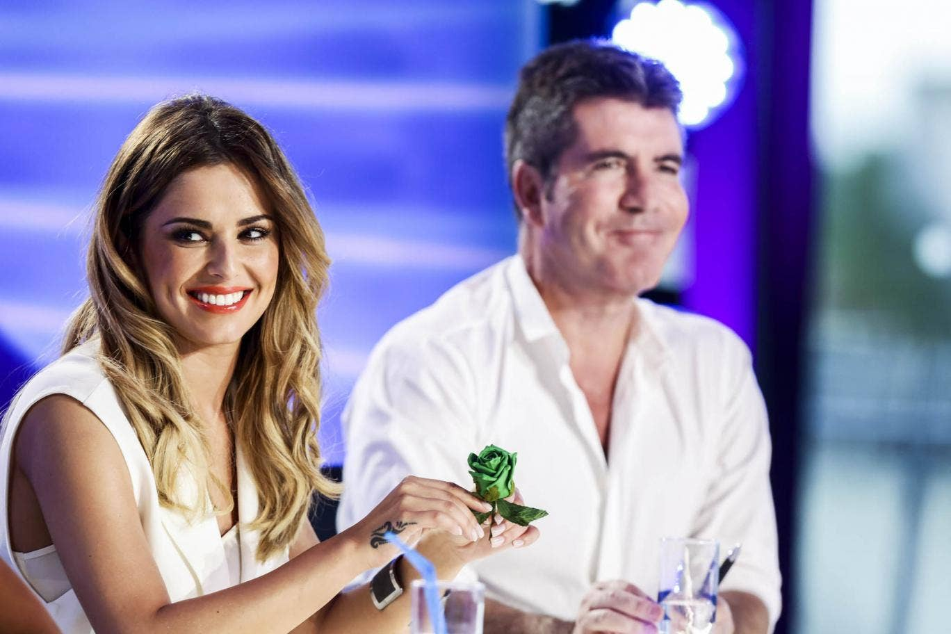 The X Factor only exists on the judging panel