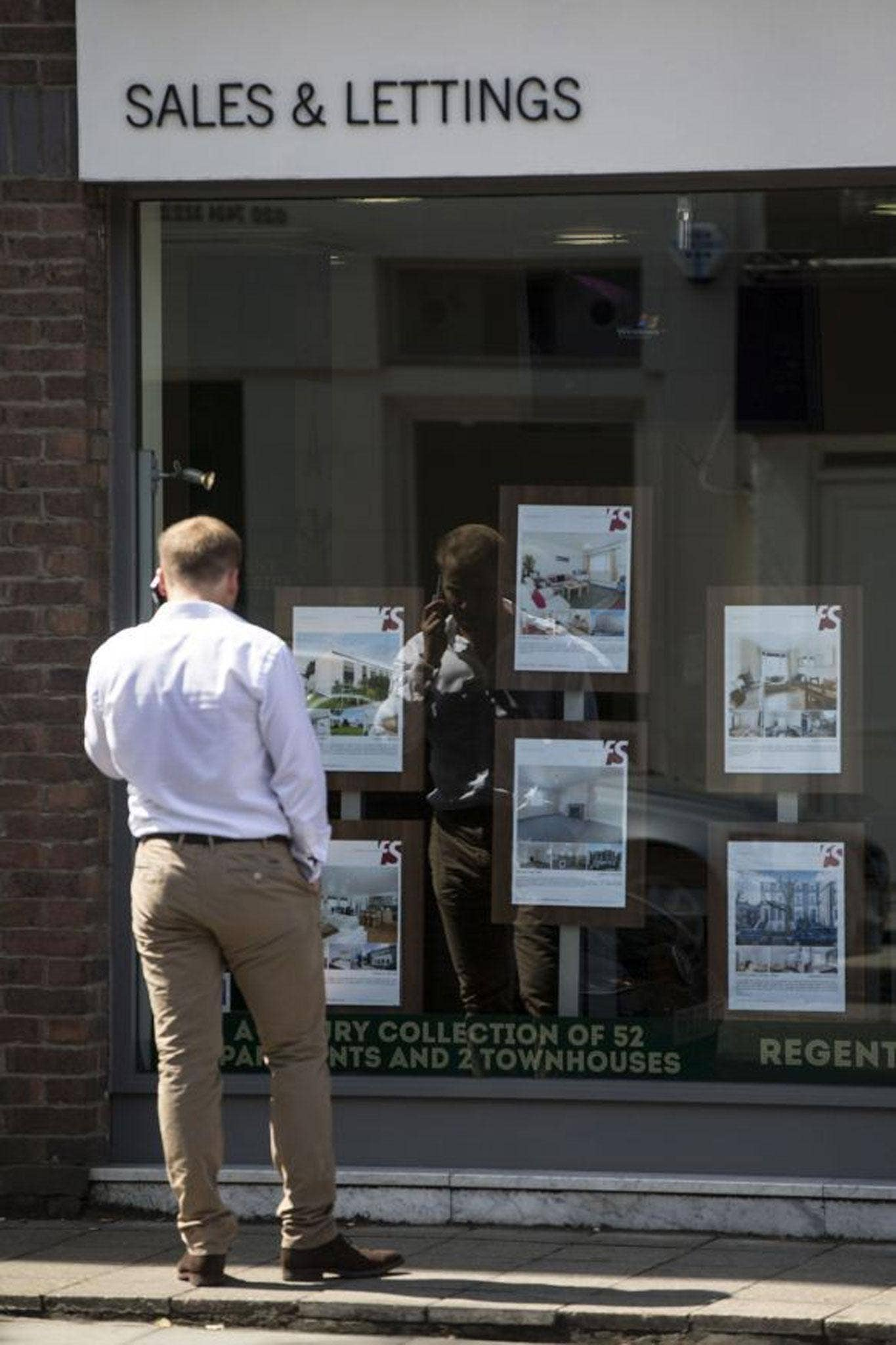 Window of opportunity? Millions of potential new buyers have been frustrated
