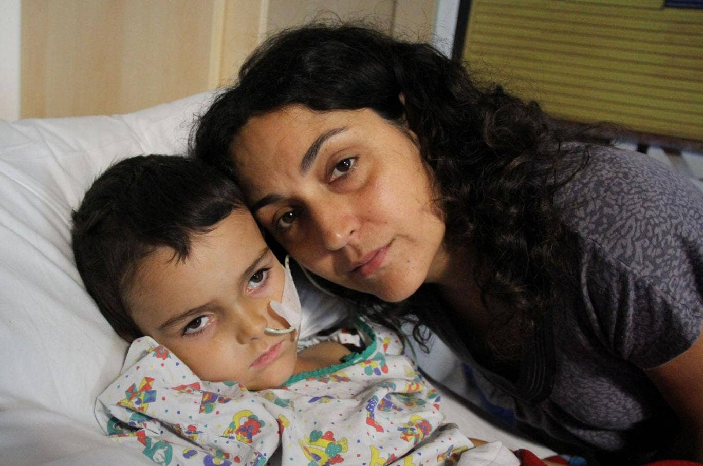 Ashya was receiving treatment for a brain tumour
