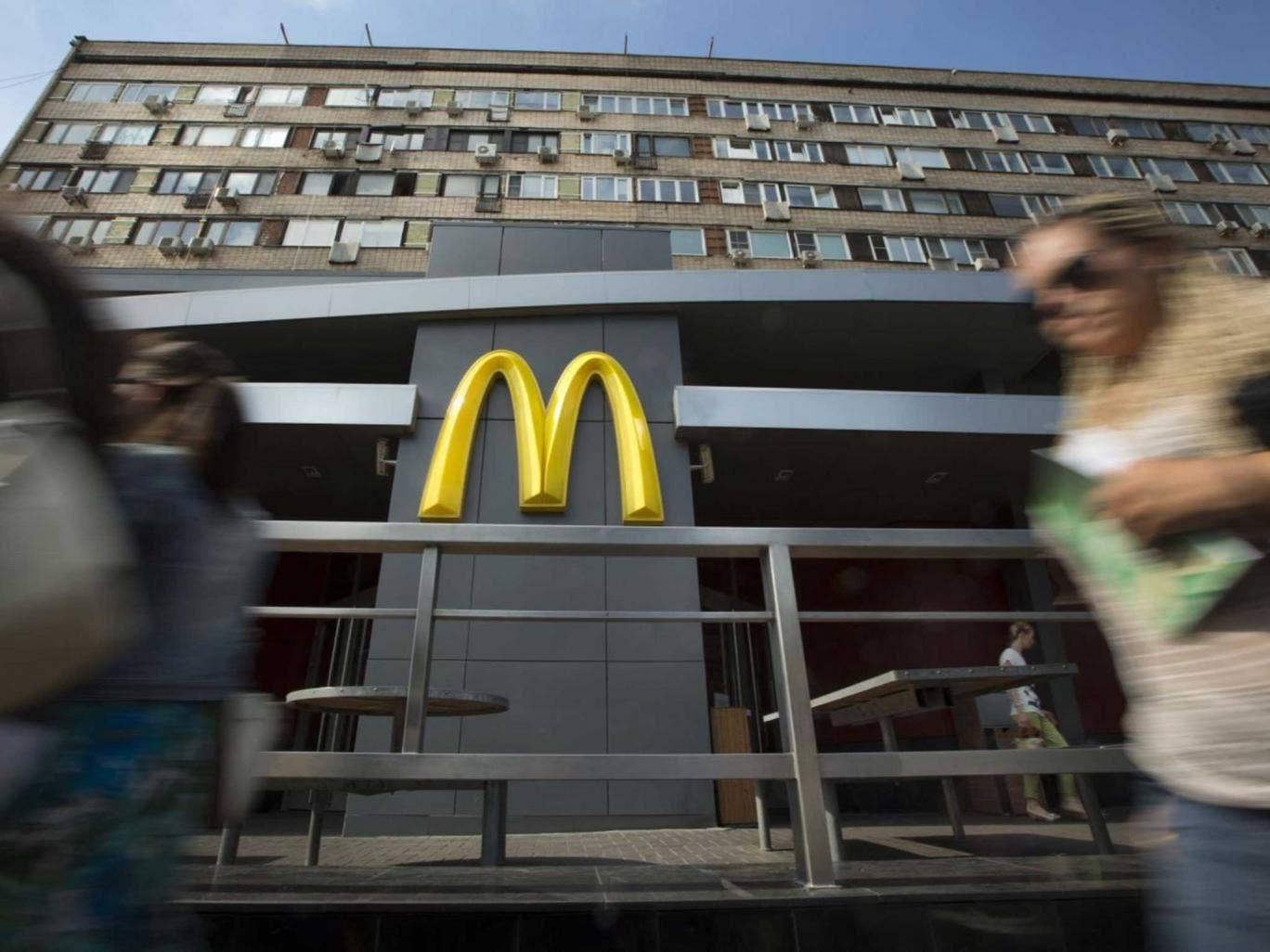 The oldest of Moscow's McDonald's outlets, which closed this month