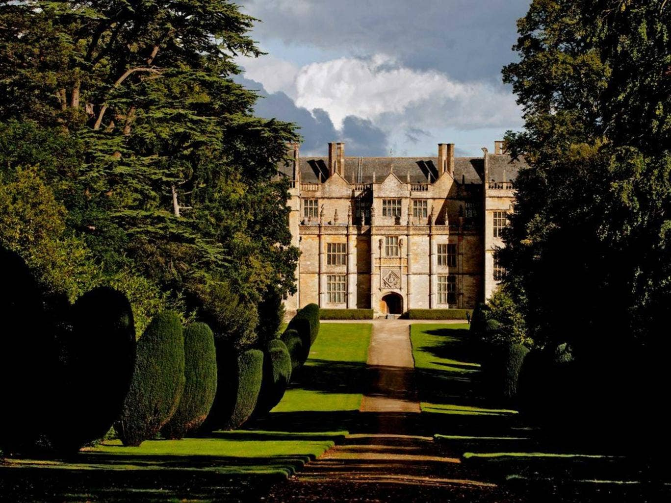 Star turns: Montacute House