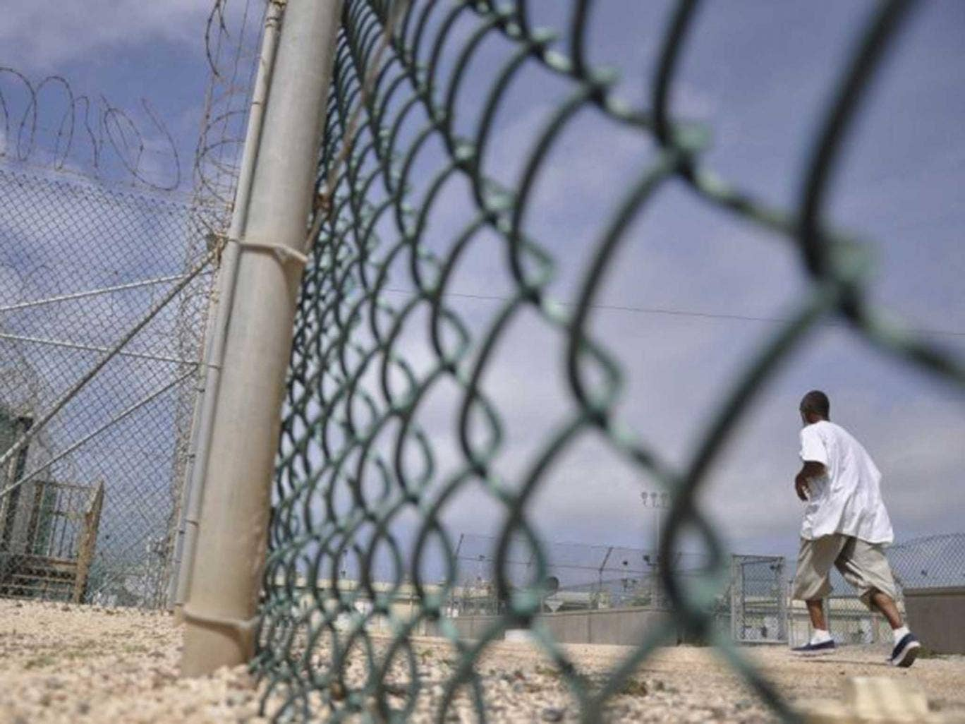 In detention: The US prison still holds 149 inmates accused of terrorism but not charged