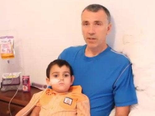 Ashya King's father explained why he took his son to Spain in a video uploaded to YouTube