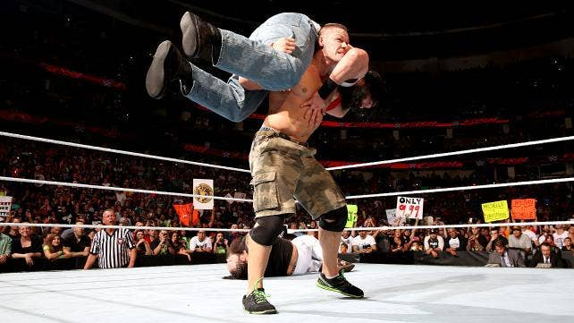 Will Cena clean house in Iowa? Probably.