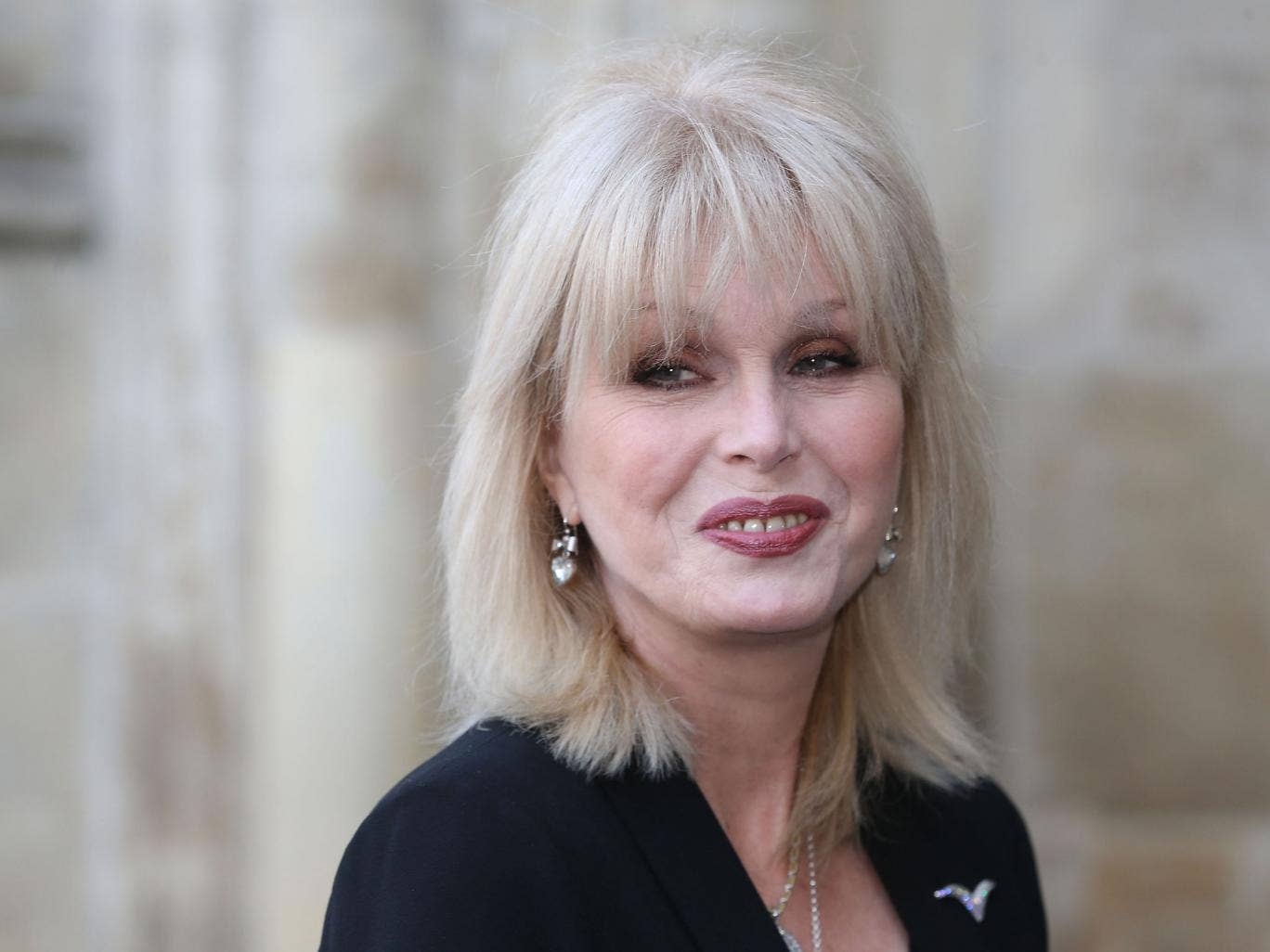 Joanna Lumley Is Leaving Nothing To Chance