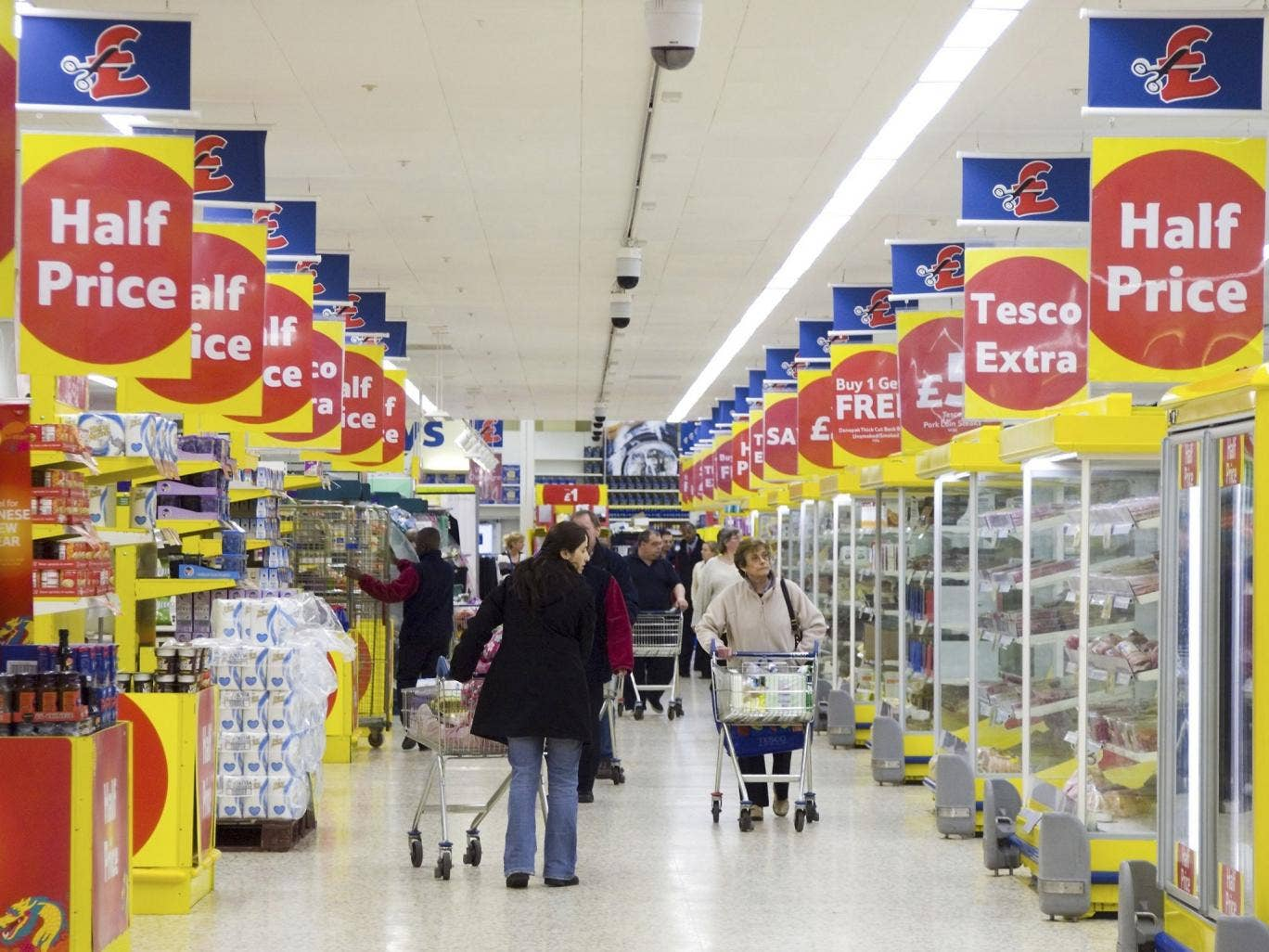 The incoming chief executive, Dave Lewis, is under pressure to find a long-term solution rather than a quick fix at Tesco