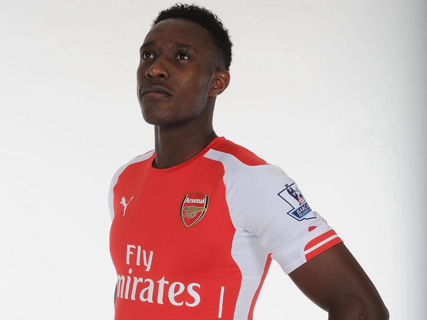 Danny Welbeck was signed by Arsenal at the last minute amid chaos about who his agent was