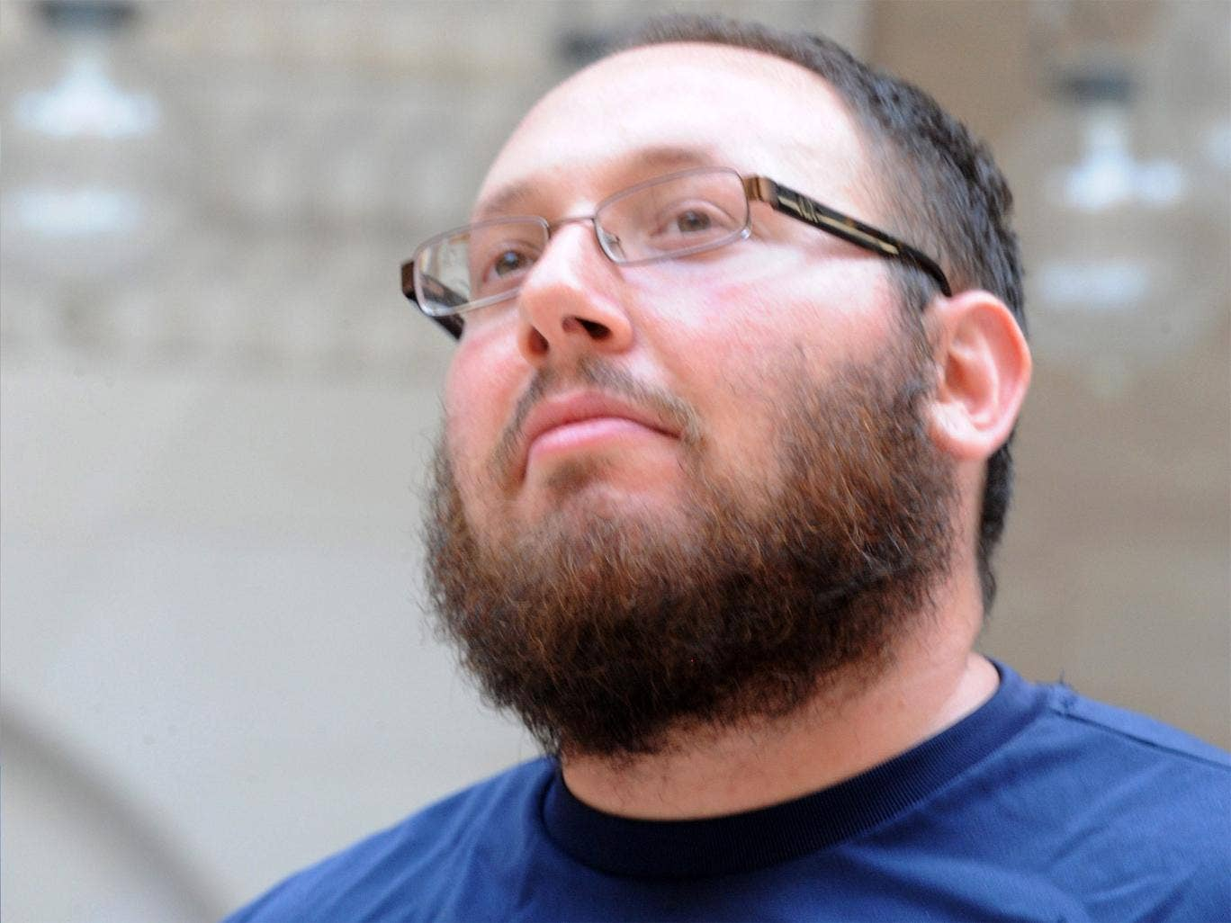 Steven Sotloff, pictured in Manama, Bahrain, in 2010