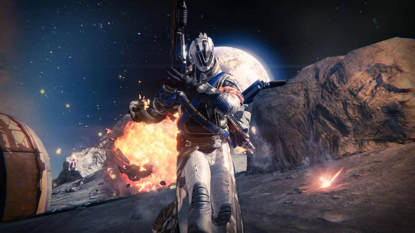A blast to play: Destiny's potential is its most promising feature