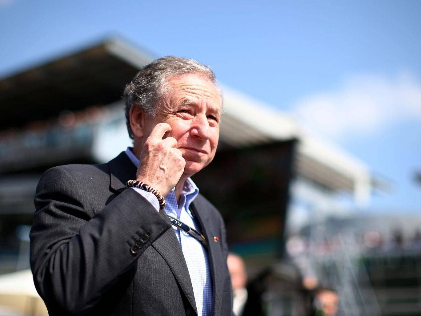 Jean Todt under pressure after gaffe over Paris memorial ...
