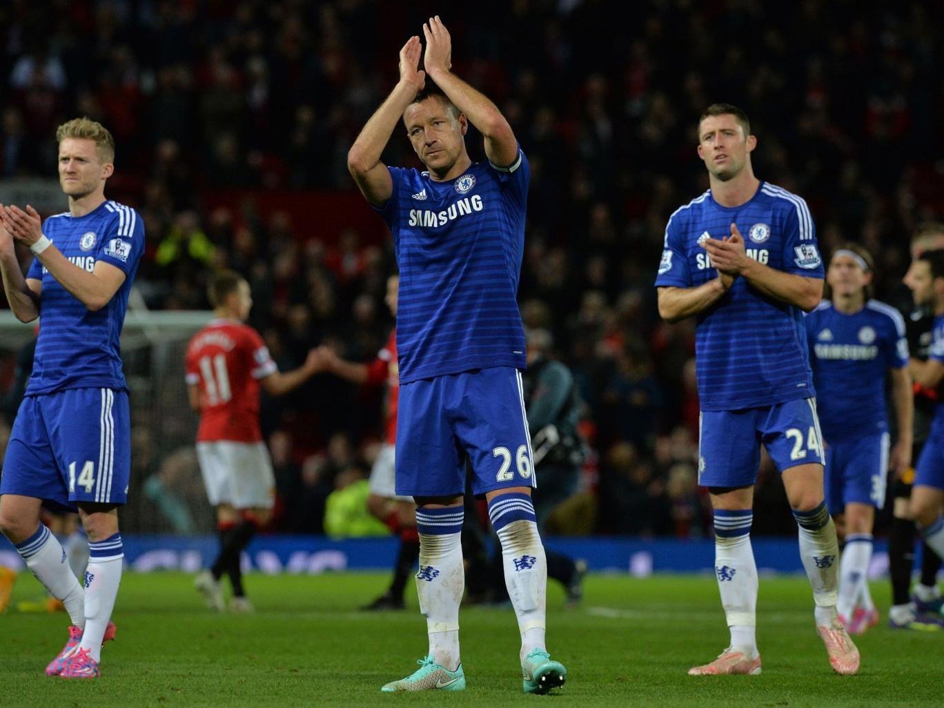 Captain of Chelsea 2014 Chelsea Captain John Terry