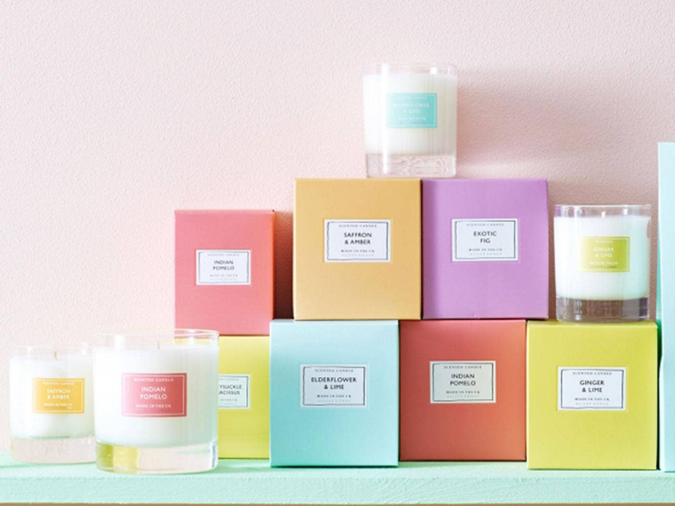 11 best scented candles house garden extras the for Best scented candle brands