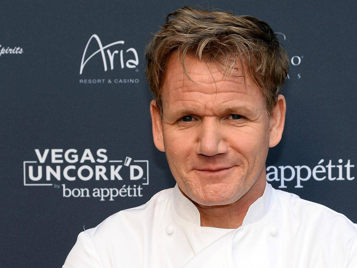 gordan ramsay a short biography Who could get away with teasing gordon ramsay about his  a tv chef - on food , family and life in la with their close friends the beckhams.