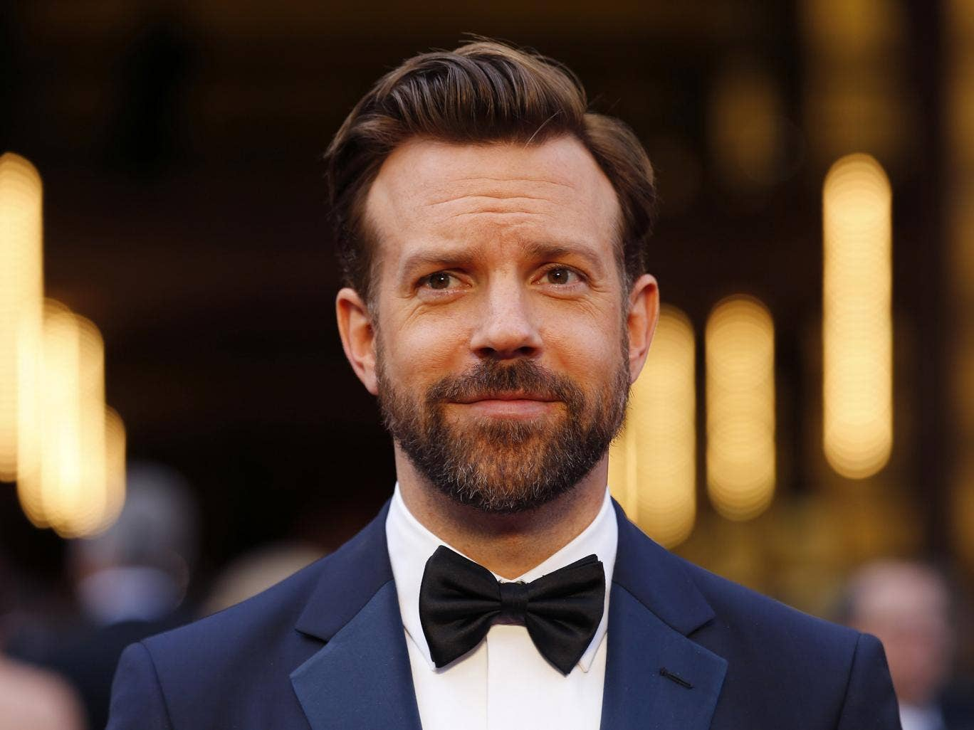 Jason Sudeikis arrives at the Very Funny Image