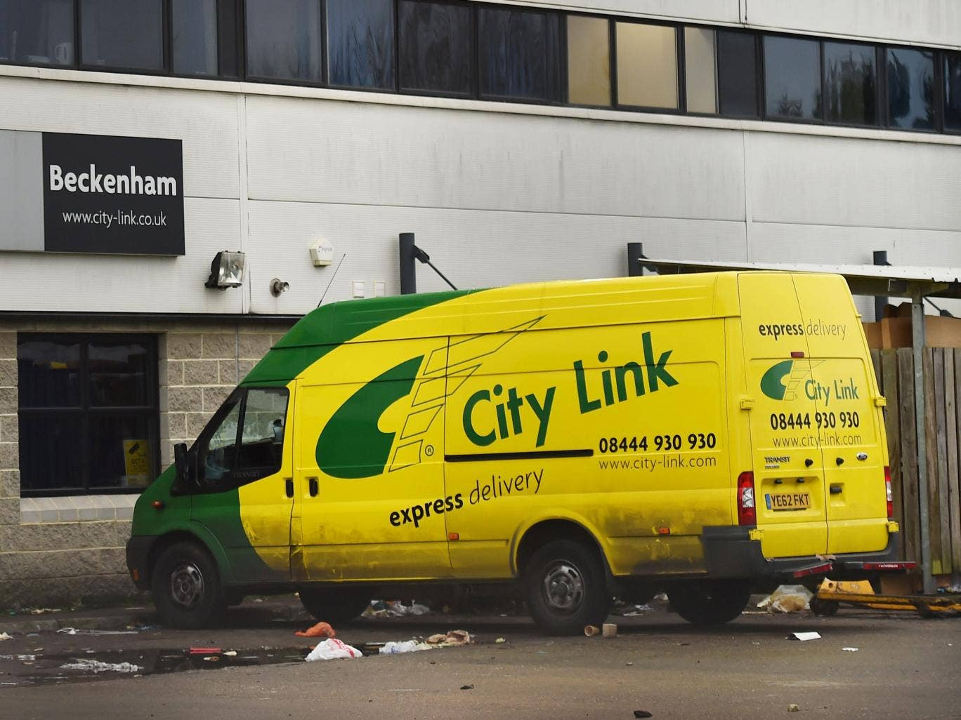 City Link administration: Unhappy New Year for 5,000 workers hit by courier f...