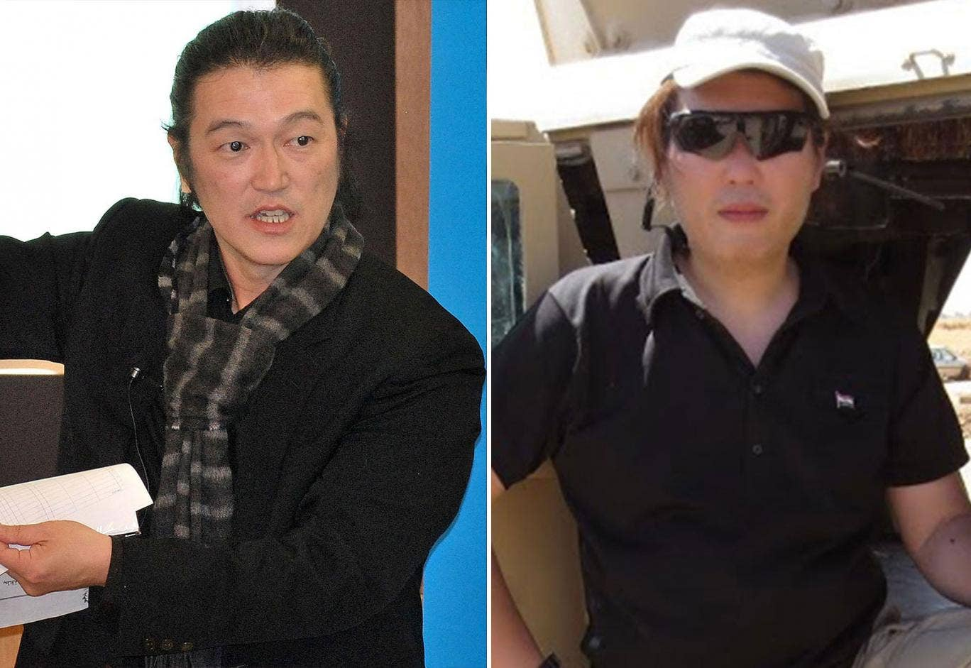 Kenji goto with new terms for his release middle east news the