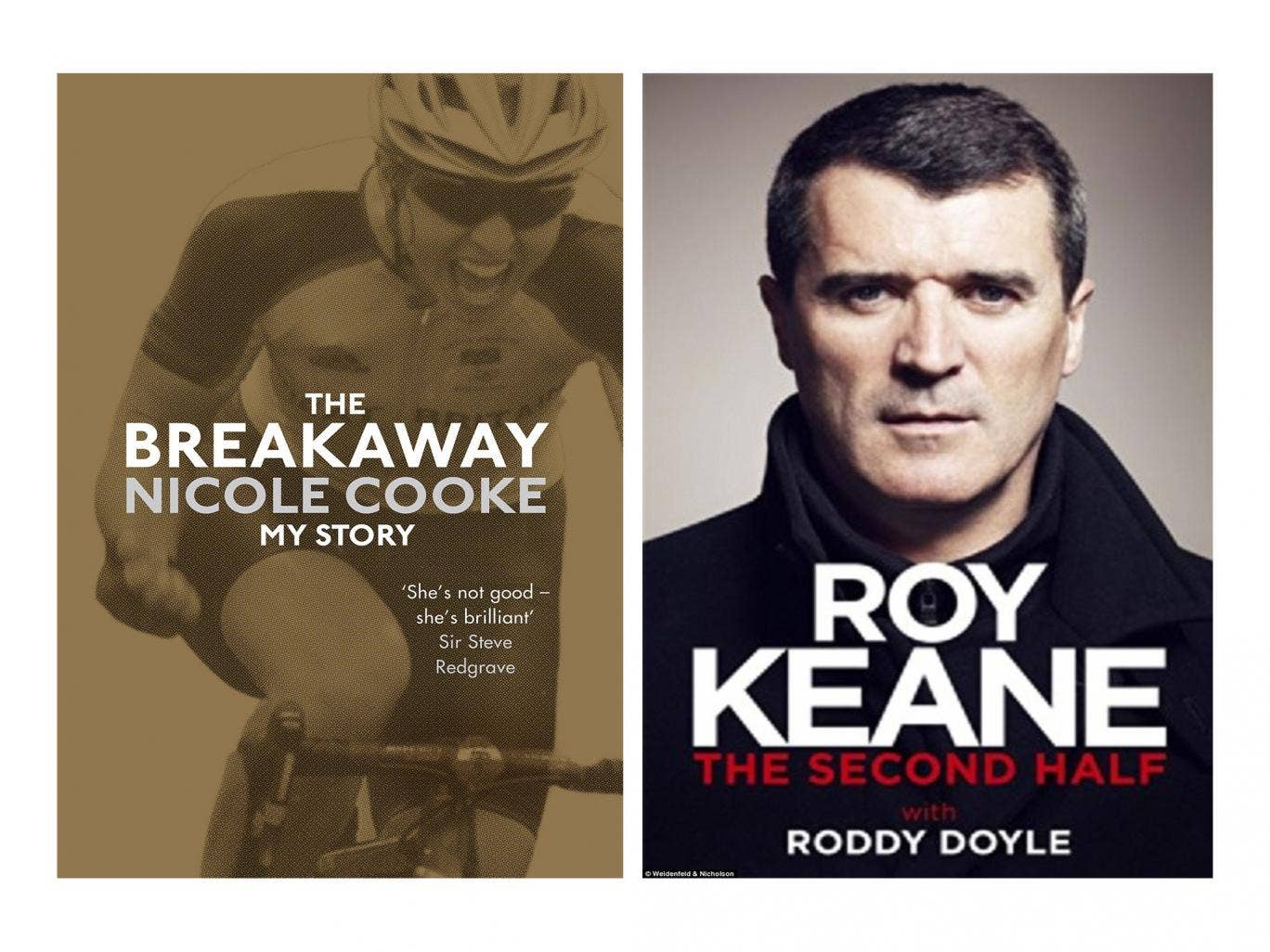Sports biographies and autobiographies