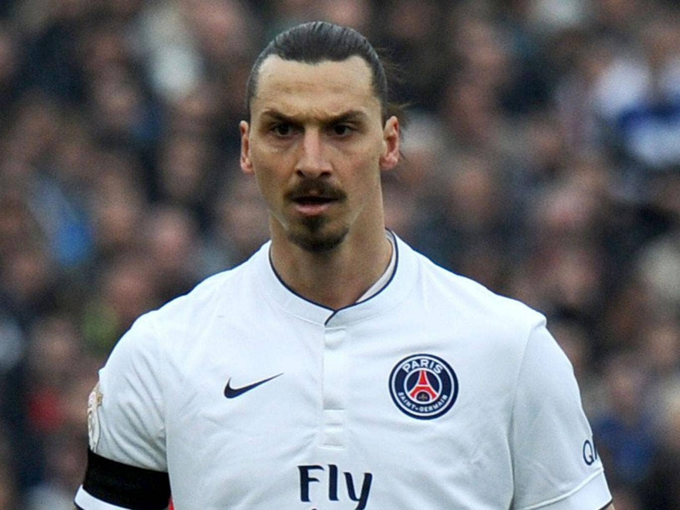 Zlatan Ibrahimovic to Liverpool; Manchester United frontrunners to