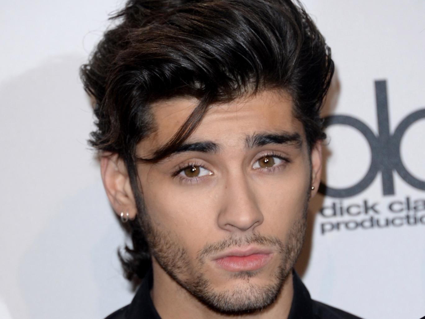 25 March 2015 Zayn becomes Zayn Malik Hairstyle 2012 Name