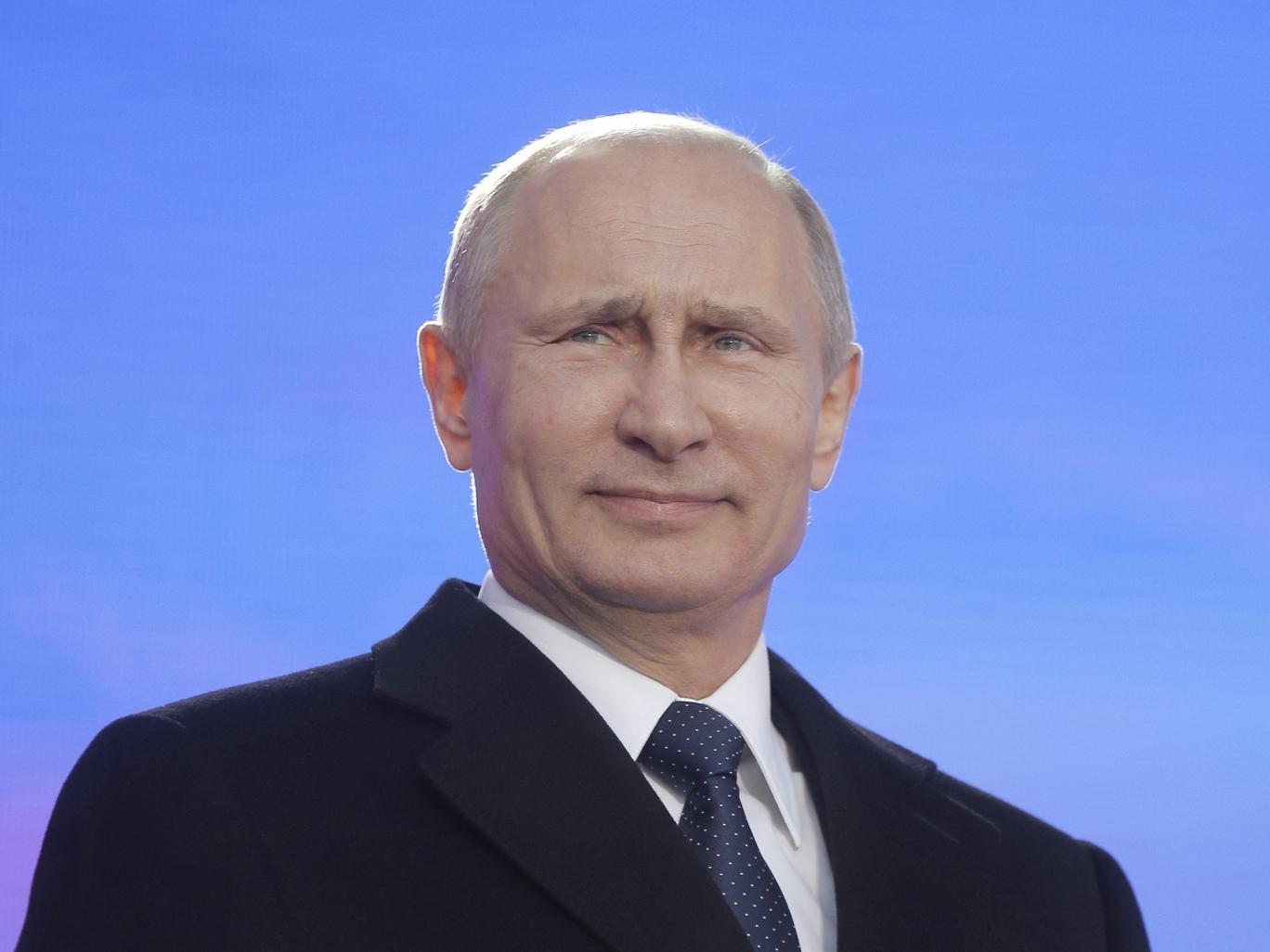 Vladimir Putin Q&A live: Watch the Russian president ...