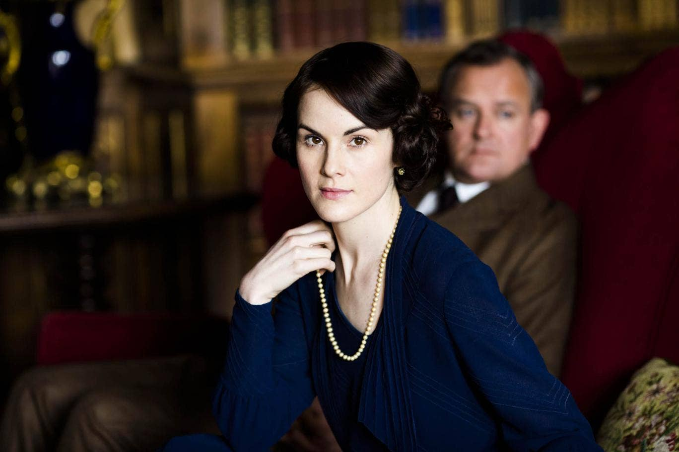 Michelle Dockery plays Lady Voice And Accent