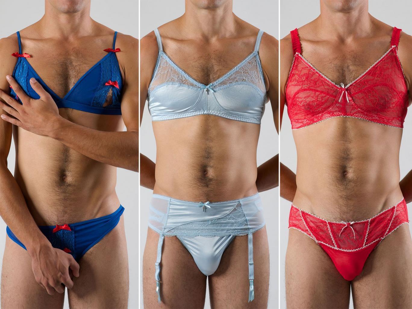 Смотреть бесплатно мальчики в женском белье 7 фотография