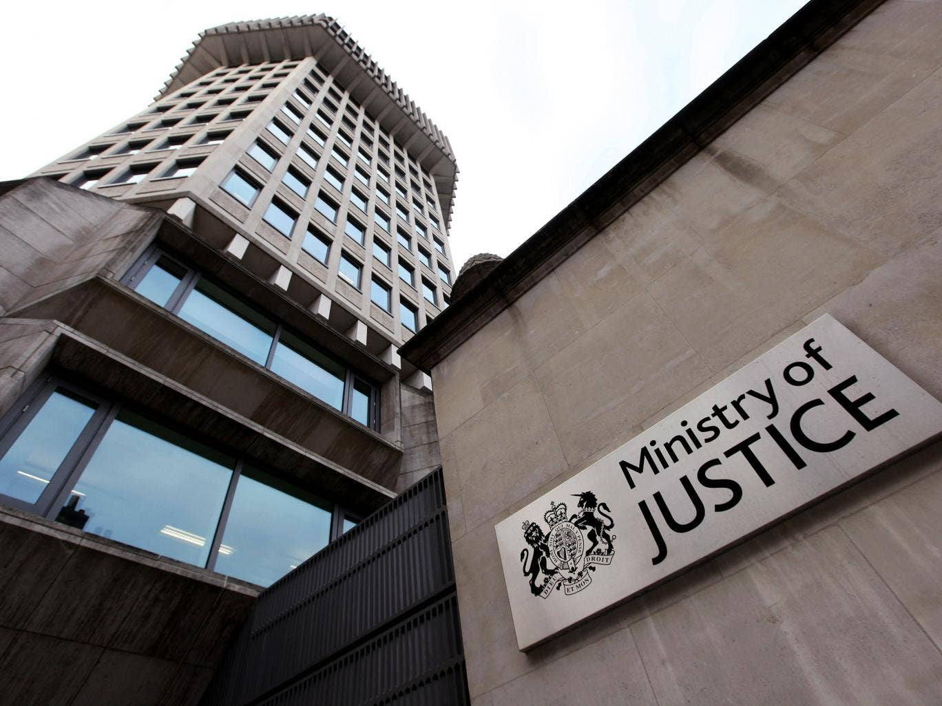 Ministry of justice backs down over charges