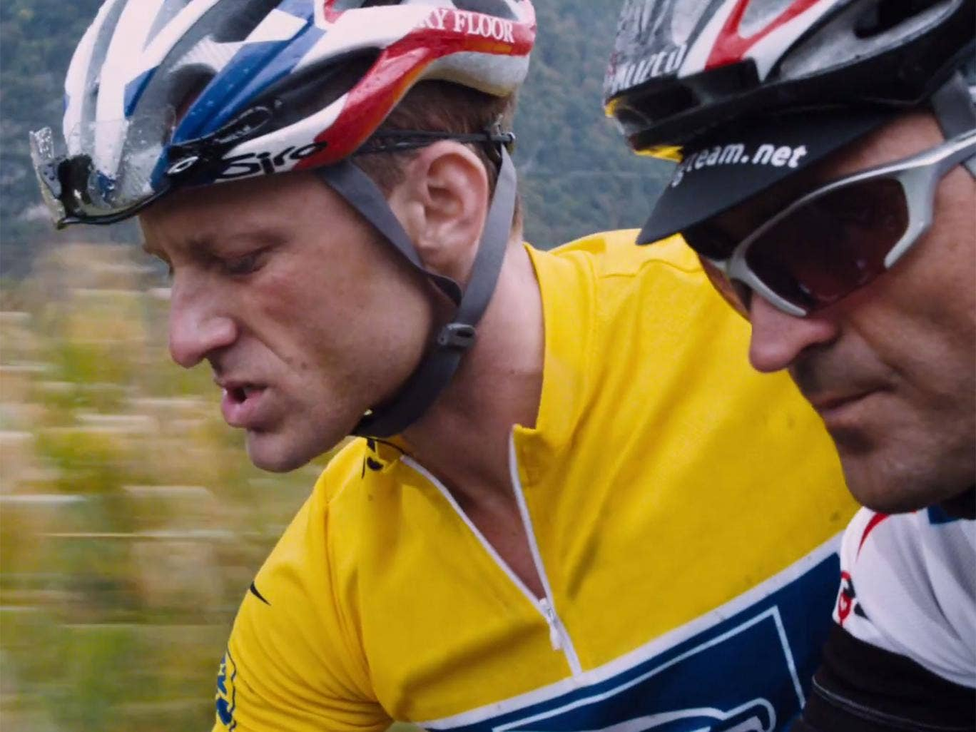 Ben Foster plays Lance Armstrong in Stephen Frears' The Program - lance-armstrong