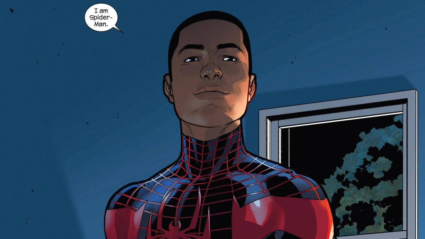 Miles Morales is to replace Ultimate Spider Man Web Warriors Miles Morales