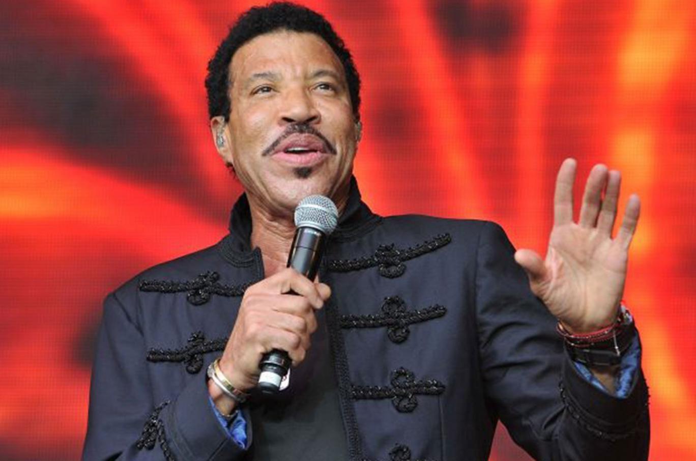 Lionel Richie p...