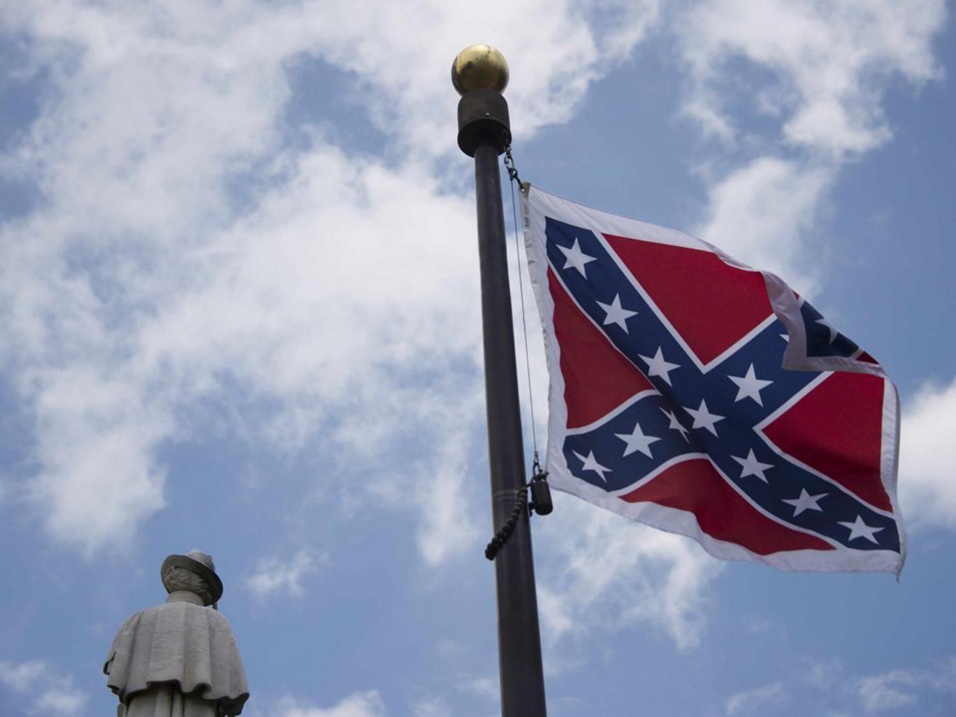 The Patriot Flag Scene